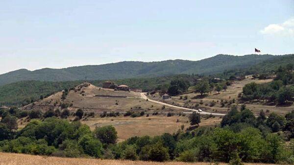 Межгосударственная дорога Горис-Капан - Sputnik Армения