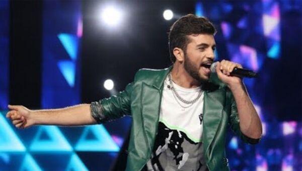 Saro исполнил песню Биполярная любовь на конкурсе Новая волна - Sputnik Արմենիա