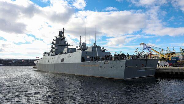Фрегат Адмирал Флота Советского Союза Горшков - Sputnik Армения