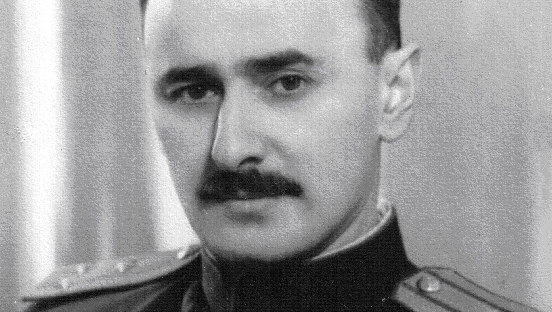 Генерал-майор Иван Агаянц  - Sputnik Արմենիա, 1920, 28.08.2021