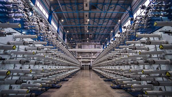 Углеродное волокно российского производства - Sputnik Արմենիա