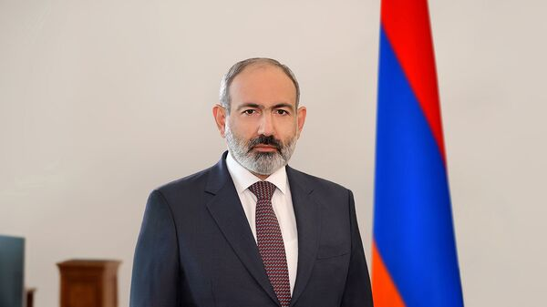 Премьер-министр Армении Никол Пашинян - Sputnik Արմենիա