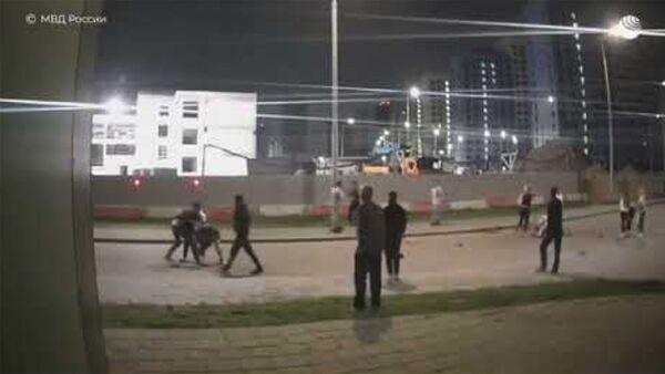 В Москве произошла массовая драка вблизи одной из строек - Sputnik Армения
