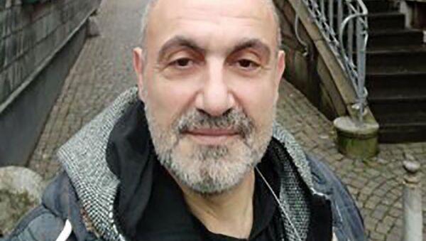 Актер Артур Диланян - Sputnik Армения