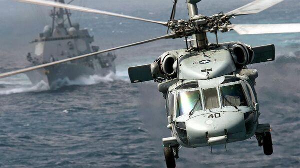 Вертолет ВМС США - Sputnik Армения