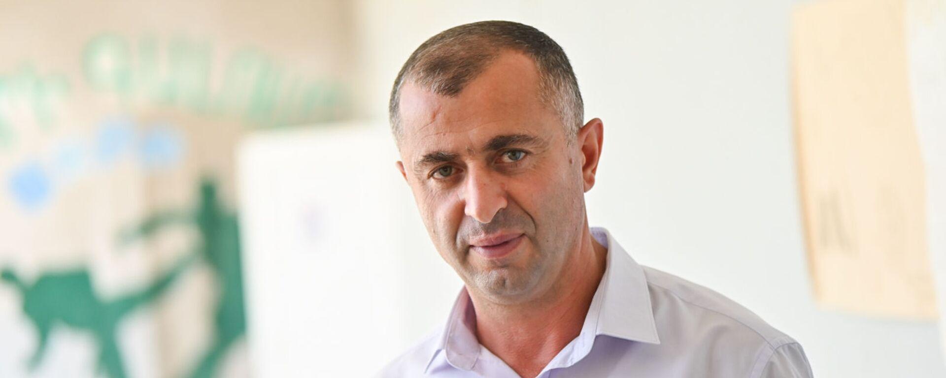Глава общины Гегамасар Акоп Аветян  - Sputnik Արմենիա, 1920, 03.09.2021