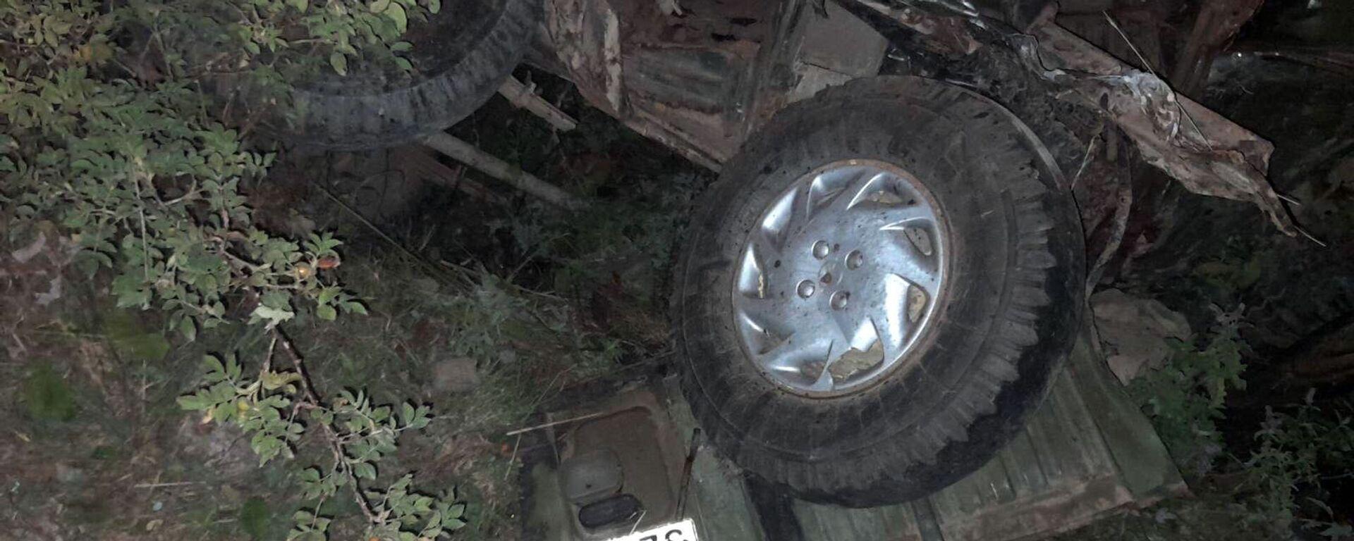 Дорожно-транспортное происшествие в Тавушской области - Sputnik Армения, 1920, 16.09.2021