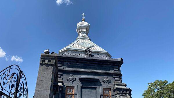Церковь Святого Архангела Михаила в Гюмри - Sputnik Արմենիա
