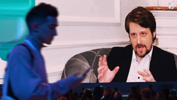 Экс-сотрудник американских спецслужб Эдвард Сноуден  - Sputnik Արմենիա