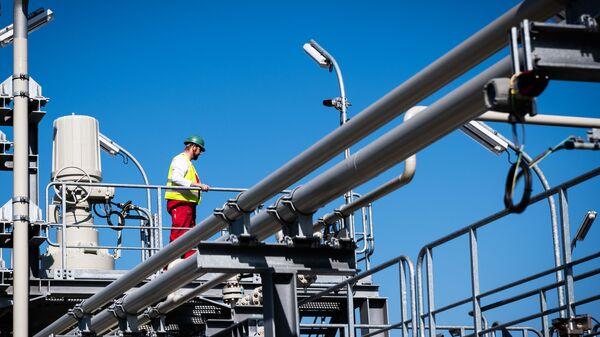 Строительство газопровода Северный поток-2 в Германии - Sputnik Արմենիա