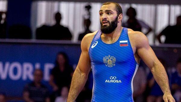 Борец Артур Саргсян - Sputnik Армения