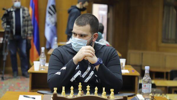 Ованнес Габузян - Sputnik Արմենիա