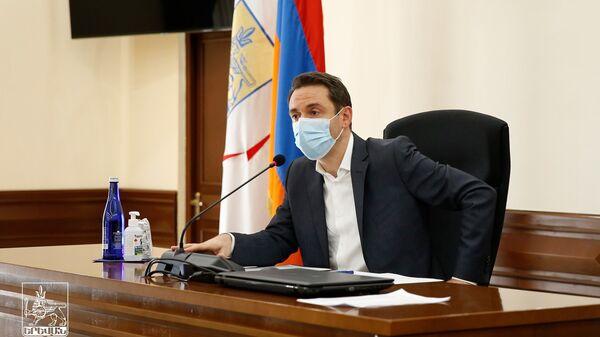 Мэр Еревана Айк Марутян - Sputnik Армения