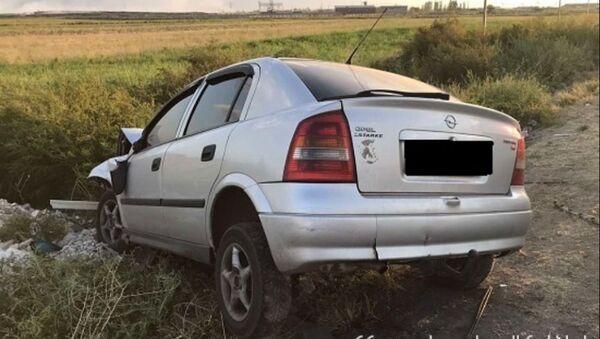 ДТП на автотрассе Масис - Ранчпар - Sputnik Армения