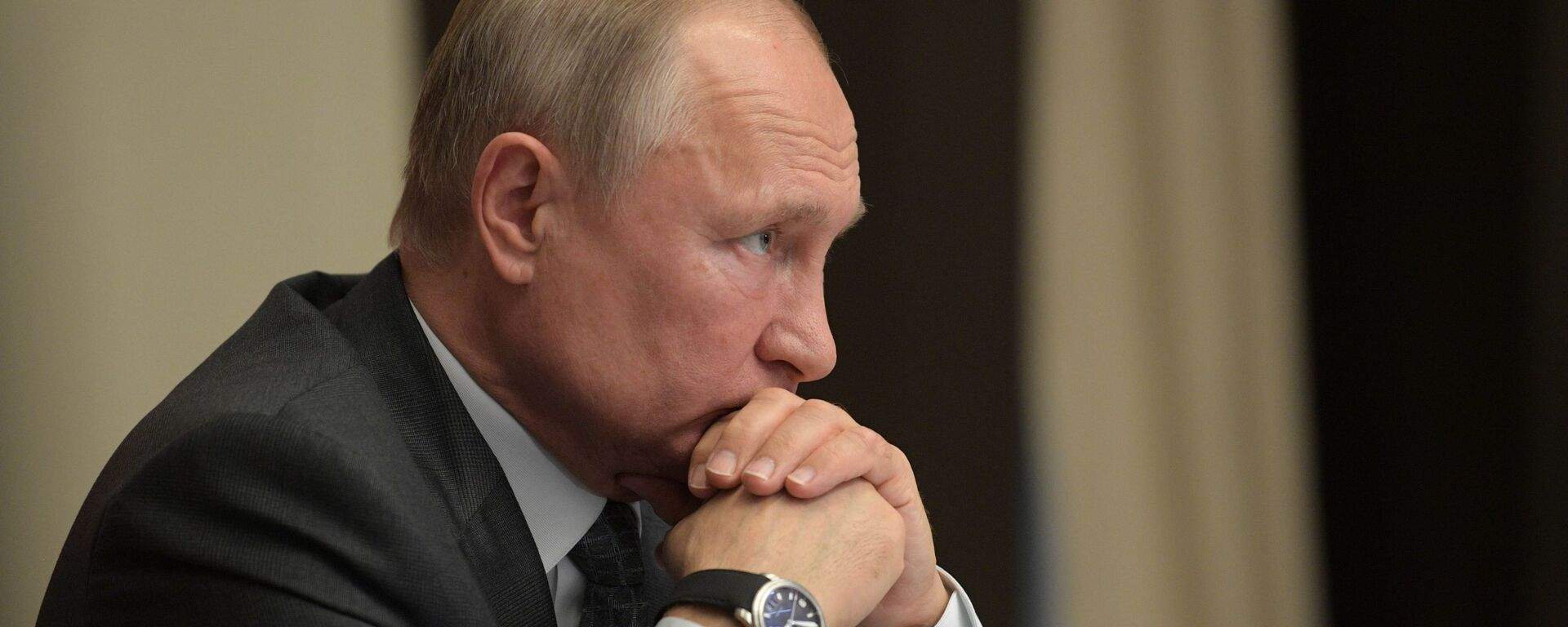 Президент РФ Владимир Путин  - Sputnik Армения, 1920, 13.10.2021