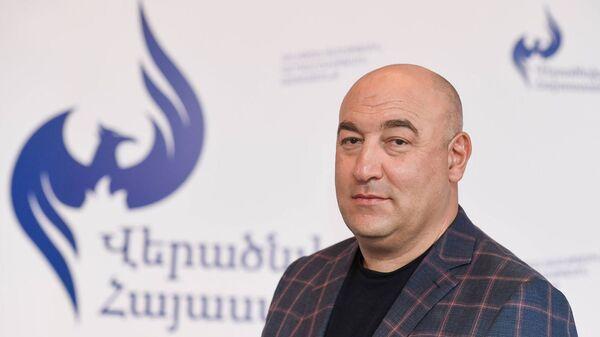 Մանվել Փարամազյան - Sputnik Արմենիա