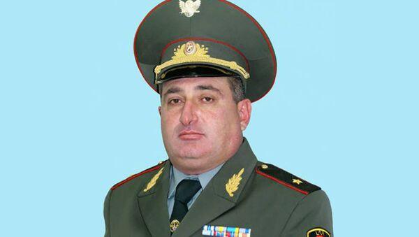 Первый заместитель главнокомандующего Армией обороны Камо Варданян - Sputnik Արմենիա