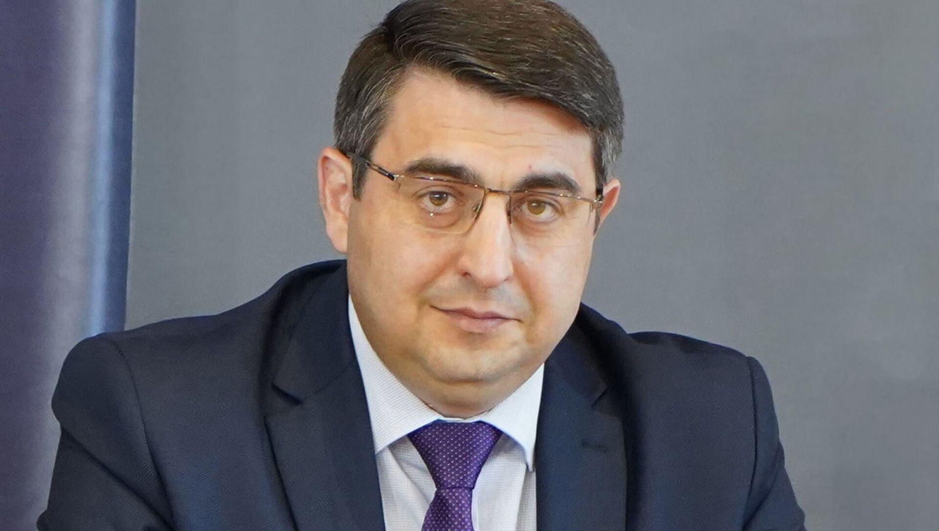 Глава Палаты адвокатов Симон Бабаян - Sputnik Արմենիա, 1920, 13.09.2021