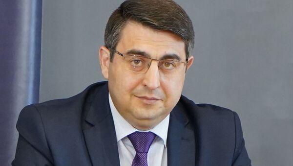 Глава Палаты адвокатов Симон Бабаян - Sputnik Армения