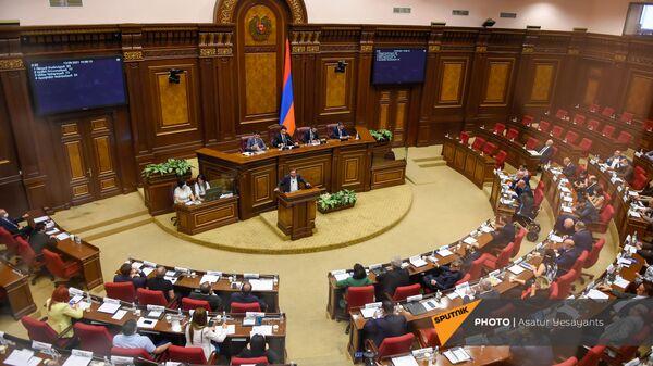 Заседание Парламента (13 сентября 2021). Еревaн - Sputnik Արմենիա