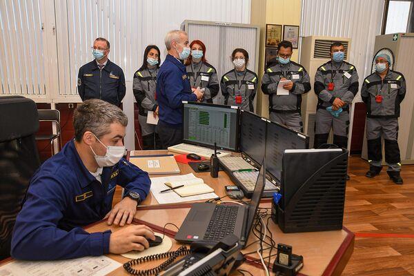Визит армянских экспертов и журналистов на Кольскую АЭС - Sputnik Армения
