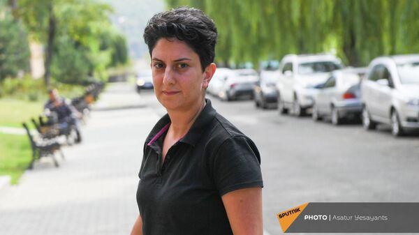 Анна Ованнисян - Sputnik Армения