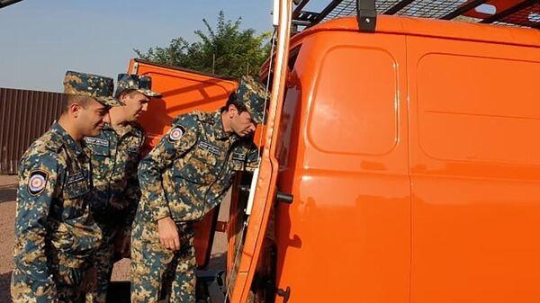 Еще одно тело армянского военнослужащего найдено в Варанде - Sputnik Армения