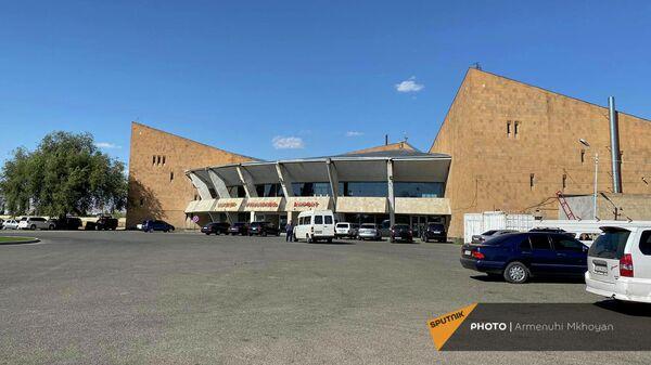 Аэропорт Ширак, открывшийся после реконструкции  - Sputnik Армения