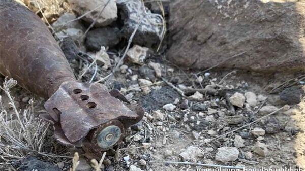 Обнаруженный наряд в селе Акналич - Sputnik Армения