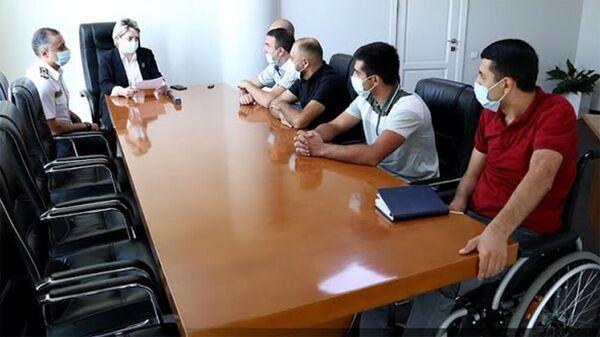 Հայրենիքի պաշտպաններից հինգը կաշխատեն մաքսային ծառայությունում  - Sputnik Արմենիա