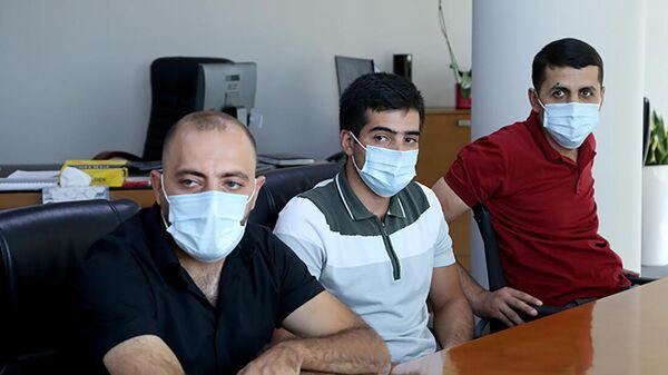 Пятеро защитников Отечества приглашены на работу в таможню - Sputnik Армения