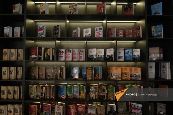 Открытие Дома Русской книги (17 сентября 2021). Еревaн - Sputnik Армения