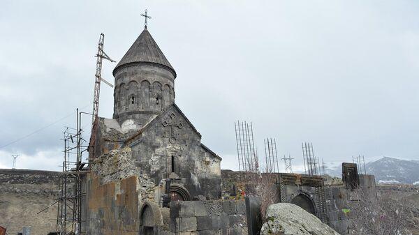 Монастырь Аствацнкал - Sputnik Армения