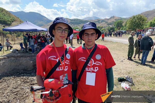 Первый Чемпионат по беспилотникам в Армении - Sputnik Армения