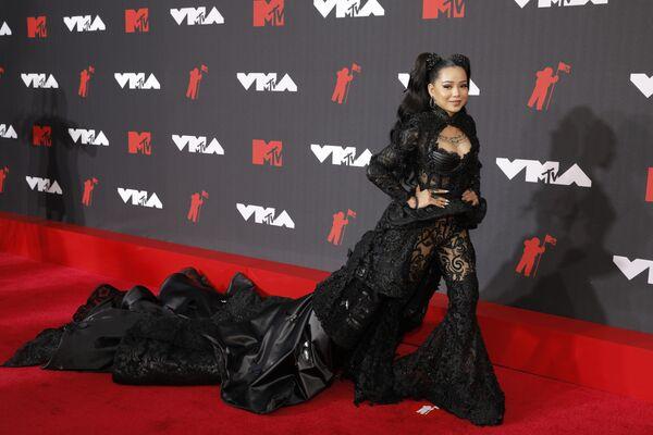 Певица Белла Порч на MTV Video Music Awards 2021. - Sputnik Армения