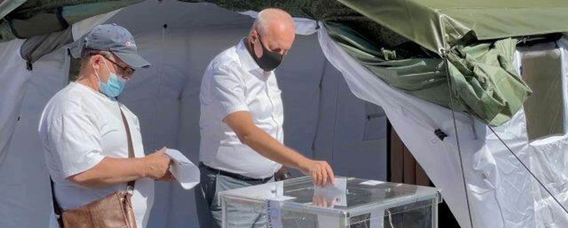 Посол России в Армении о голосовании на выборах в Государственную думу - Sputnik Армения, 1920, 19.09.2021
