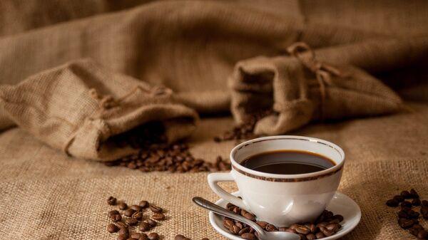 Чашка кофе, архивное фото  - Sputnik Армения