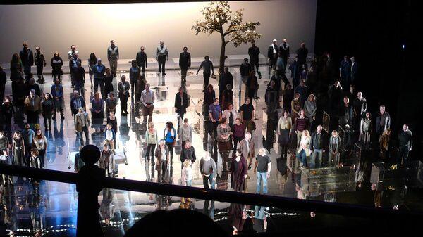 Постановка Мессии Генделя в Английской национальной оперы в Лондоне - Sputnik Армения