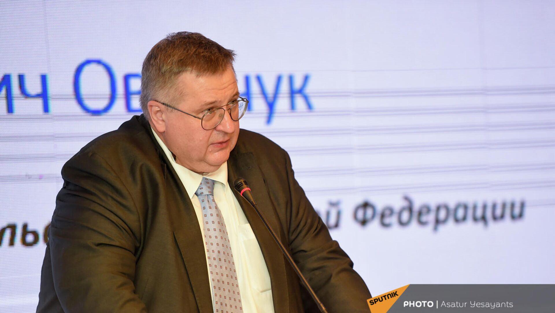 ՌԴ փոխվարչապետ Ալեքսեյ Օվերչուկ - Sputnik Արմենիա, 1920, 20.09.2021