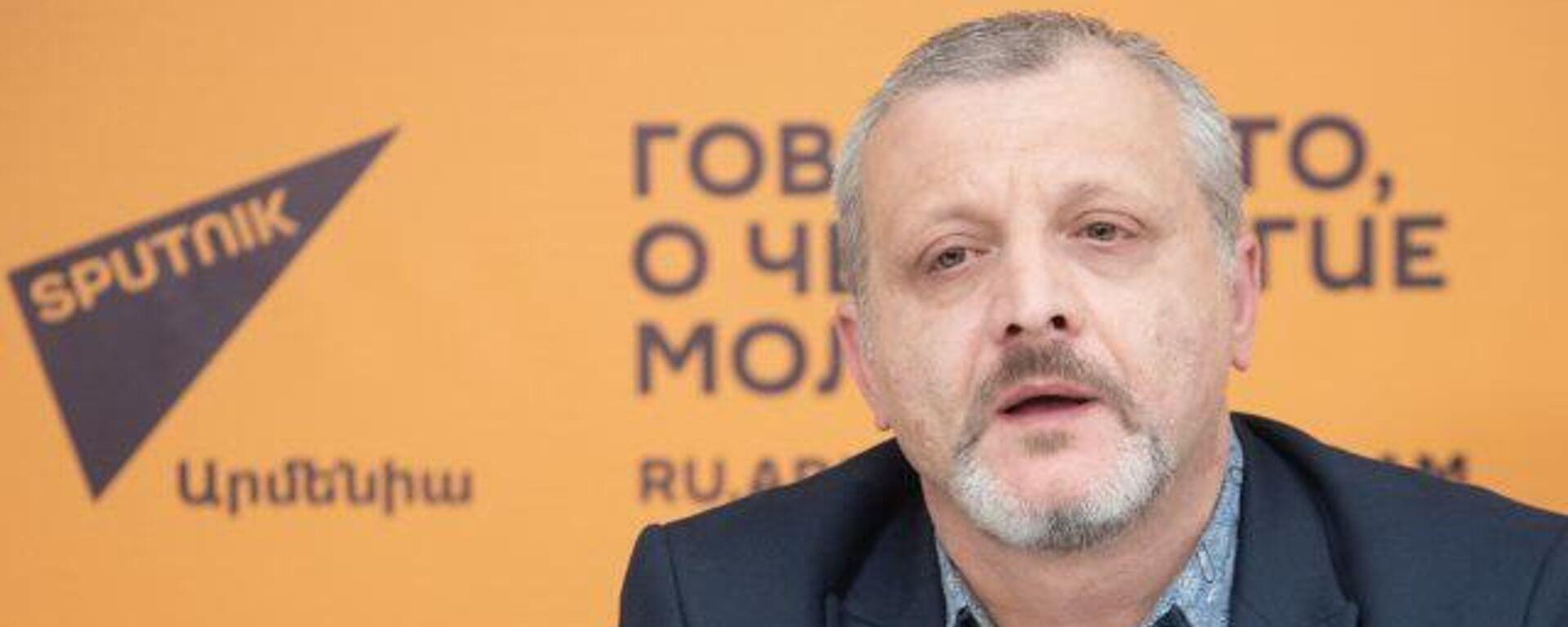 «Էրդողանը չի ստում. նա վկայակոչել է Վրաստանի վարչապետին». Սուրեն Սուրենյանց - Sputnik Արմենիա, 1920, 21.09.2021
