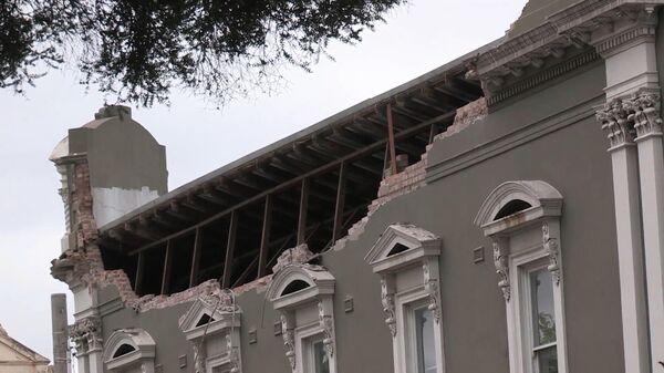 Крупнейшее землетрясение за последние десятилетия сотрясло Мельбурн - Sputnik Армения