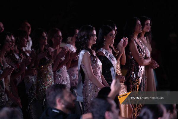 """""""Միսս տիեզերք Արմենիա"""" և """"Միսս աշխարհ Արմենիա"""" մրցույթների մասնակիցները - Sputnik Արմենիա"""