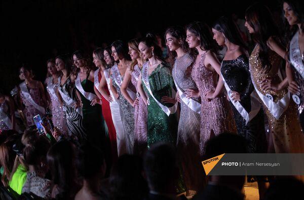 """""""Միսս Տիեզերք Արմենիա"""" և """"Միսս Աշխարհ Արմենիա"""" մրցույթներում հաղթող գեղեցկուհիների ընտրություն - Sputnik Արմենիա"""