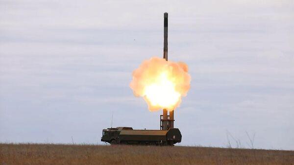 Пуски противокорабельных ракет БРК Бастион на Черноморском флоте  - Sputnik Արմենիա