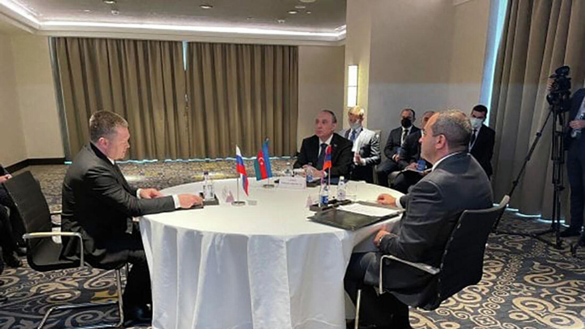 Հայաստանի, Ռուսաստանի և Ադրբեջանի գլխավոր դատախազները հանդիպում են ունեցել Նուր-Սուլթանում - Sputnik Արմենիա, 1920, 23.09.2021