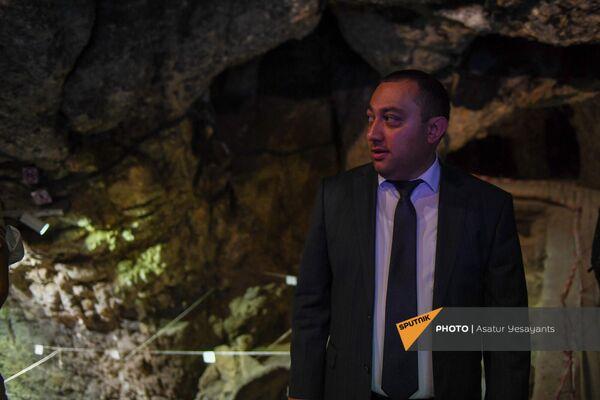 Губернатор Вайоцдзорской области Арарат Григорян - Sputnik Армения