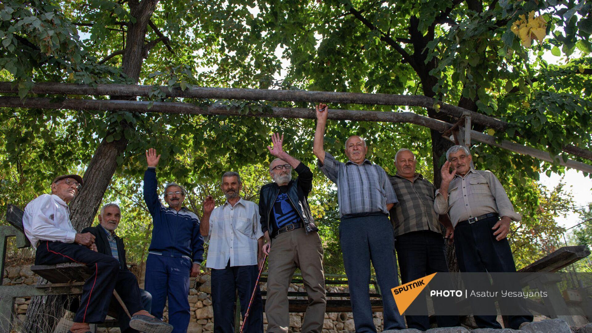 Տավուշի Խաշթառակ գյուղն այսօր - Sputnik Արմենիա, 1920, 26.09.2021