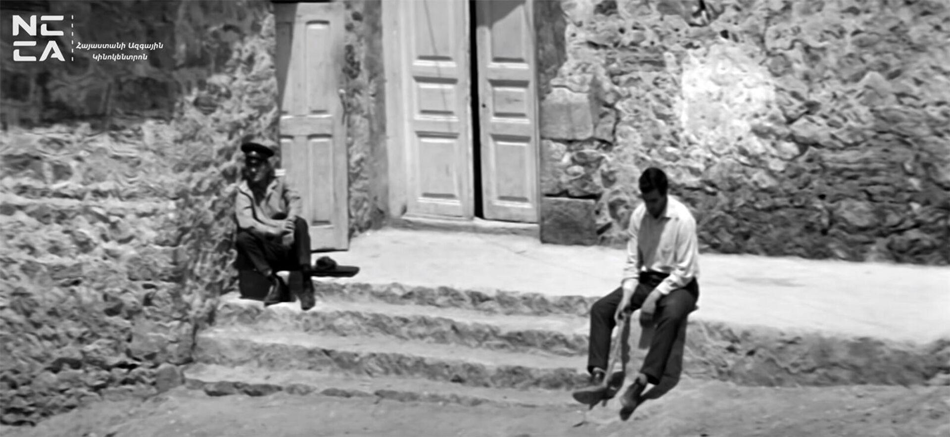 Кадр из фильма Мы и наши горы режисера Генриха Маляна (Арменфильм, 1969г) - Sputnik Արմենիա, 1920, 24.09.2021