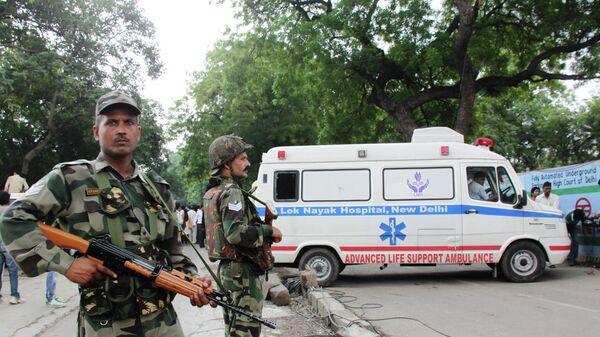 Взрыв у здания Высокого суда в Нью-Дели - Sputnik Армения
