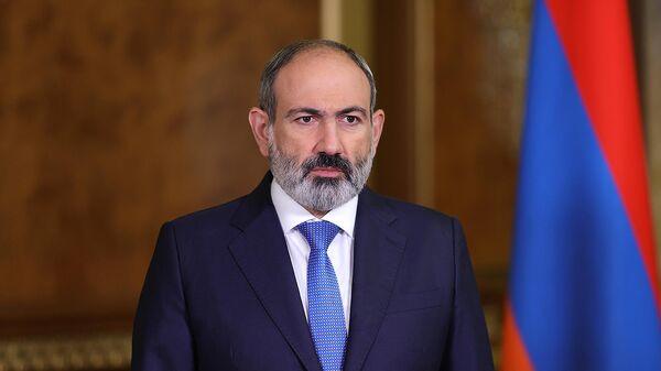 ՀՀ վարչապետ Նիկոլ Փաշինյան - Sputnik Արմենիա